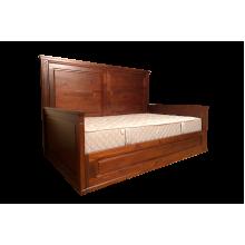 """Кровать  """" Верди с тремя с пинками """""""