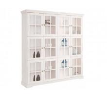 "Шкаф витрина для книг ""Библио"""